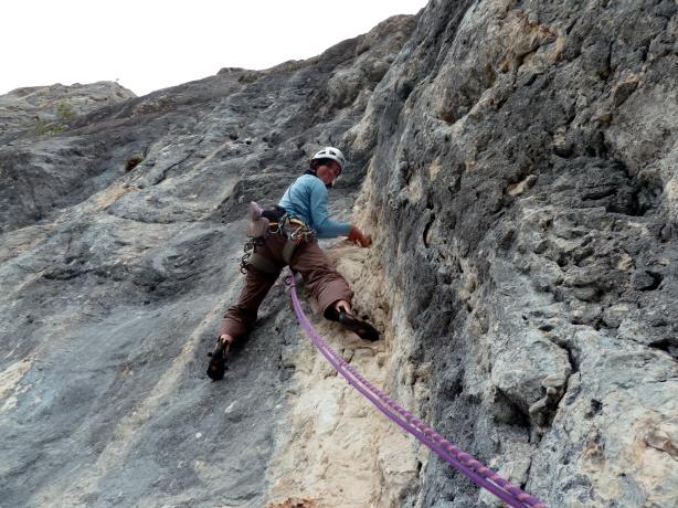 Hauts les nains au mont Peney, Claire dans L3 : 7a