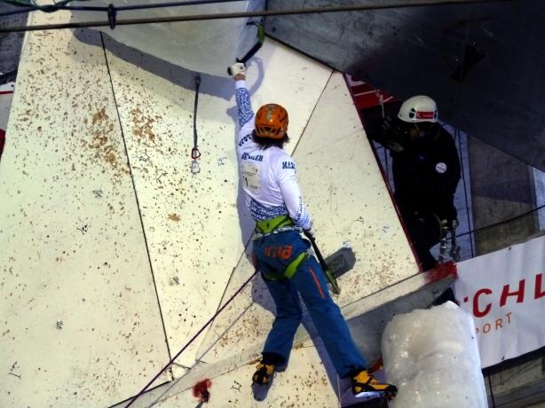 Markus Bendler, grand champion depuis plusieurs années est dominé par des Russes
