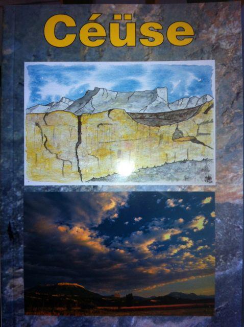 Mise à jour partielle 2012 du topo de Céüse, en vente à Vertige Gap, Camping les Guerins ou à l'hotel/restaurant/bar Muret à Sigoyer pour 9 euros seulement !