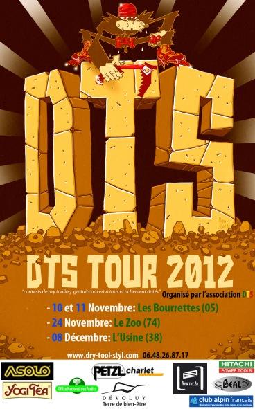 DTS Tour 2012