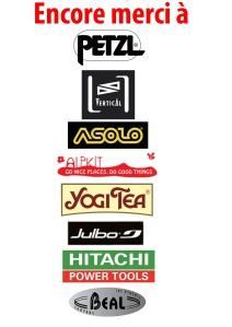 merci aux sponsors