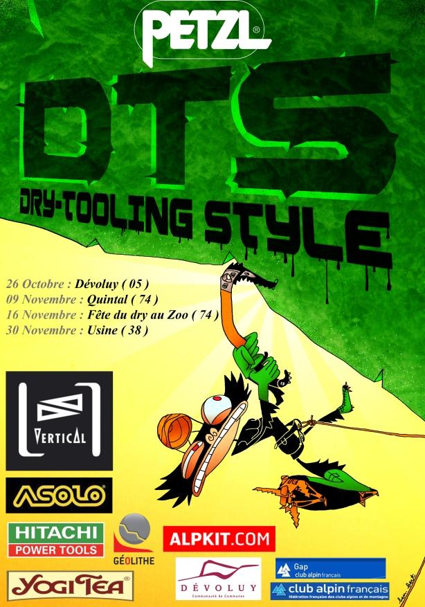 Affiche DTS Tour 2013
