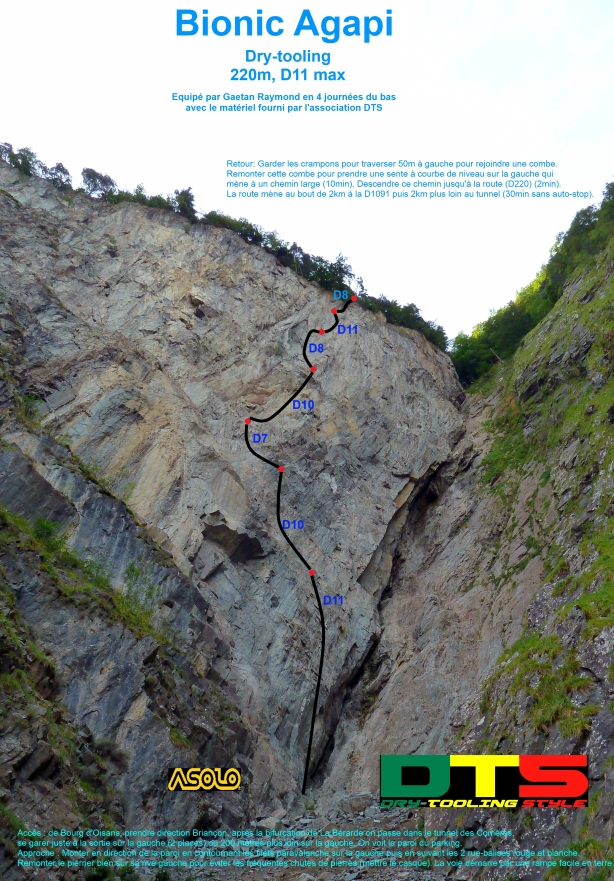 Dry-tooling multipitch