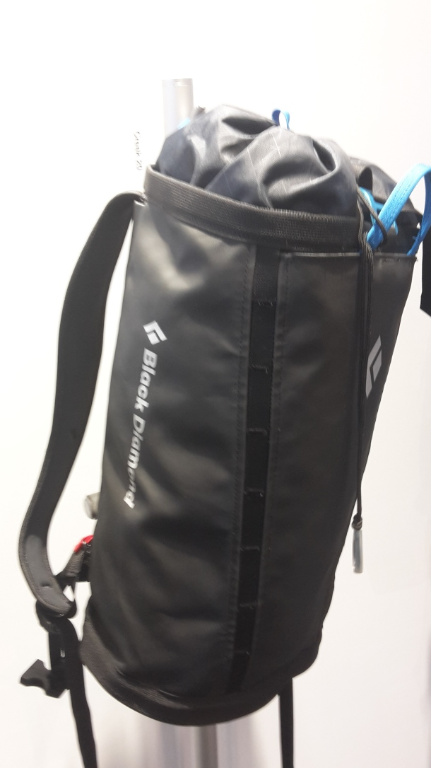 daily hauling back pack black diamond
