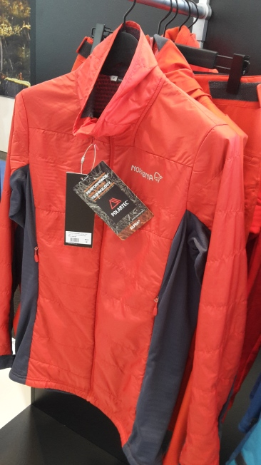 polartec alpha jacket norrona