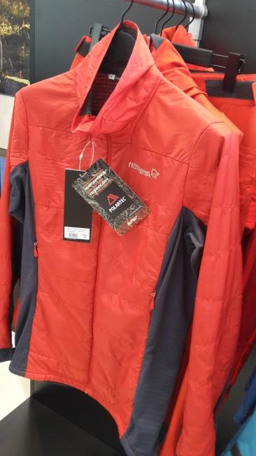 polartec alpha jacket norrona